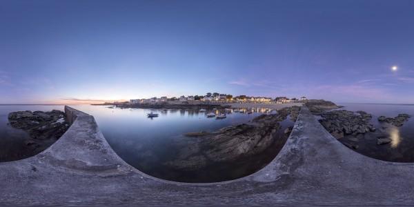 Batz-sur-Mer — plage et port Saint-Michel 2018