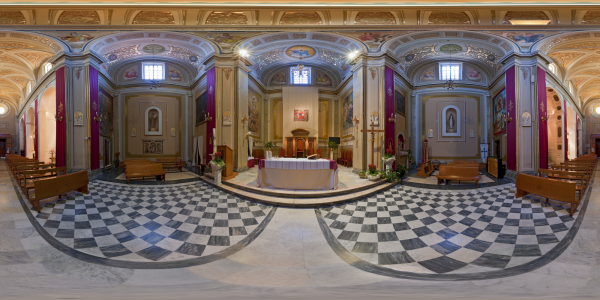 Zagarolo - église