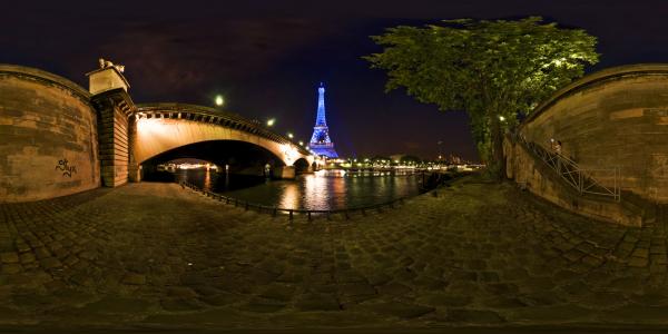 Paris — Tour Eiffel