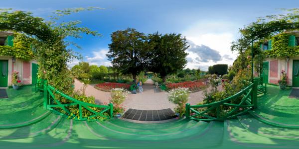 Giverny — Jardins Claude Monet IV