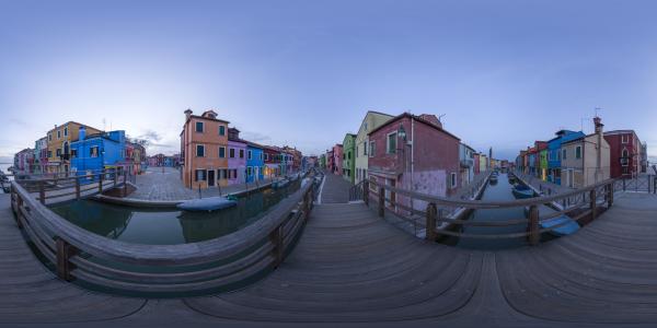 Venise — Burano III