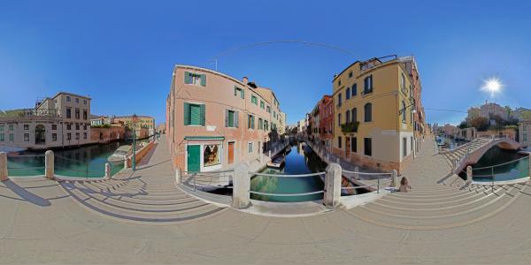 Venise — canaux I