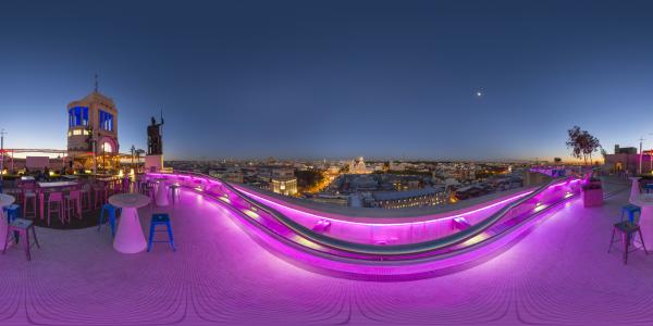 Madrid — Circulo De Bellas Artes