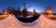 Louveciennes — Château du Point sous la neige
