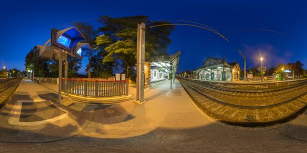 Louveciennes — gare