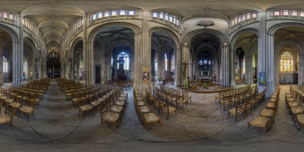 Vernon — Collégiale Notre-Dame
