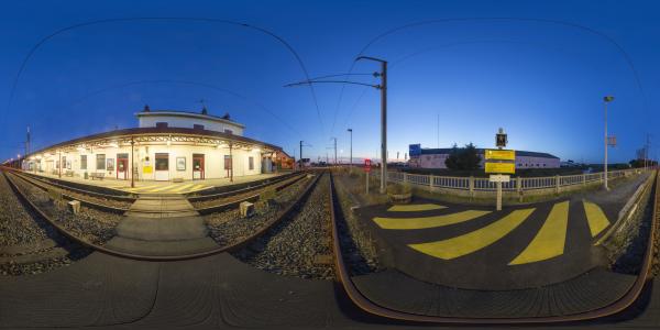 Le Pouliguen - gare SNCF