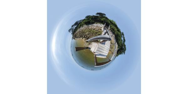 La Vigne - ponton