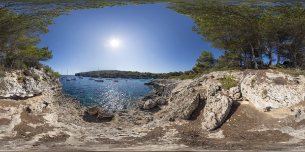 Minorque - Cala En Turqueta II