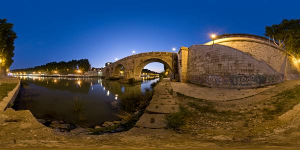 Rome — Trastevere