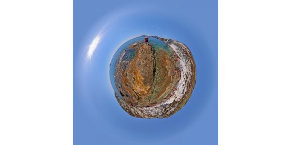Ponza — plage