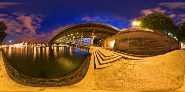 Paris — Pont Léopold