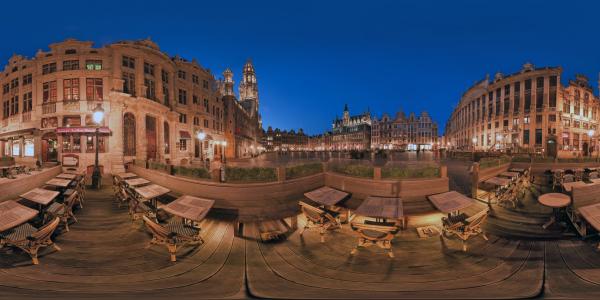Bruxelles — Grand Place