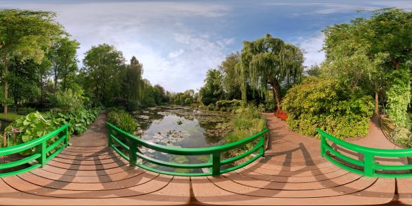 Giverny — Jardins Claude Monet I