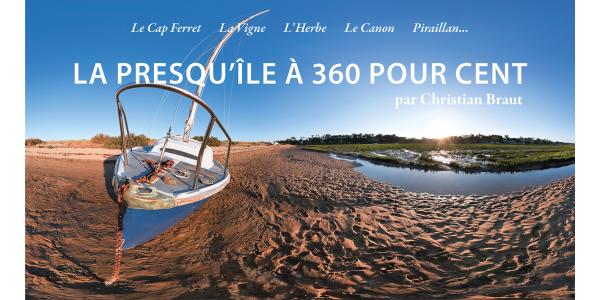 La presqu'île à 360 pour cent