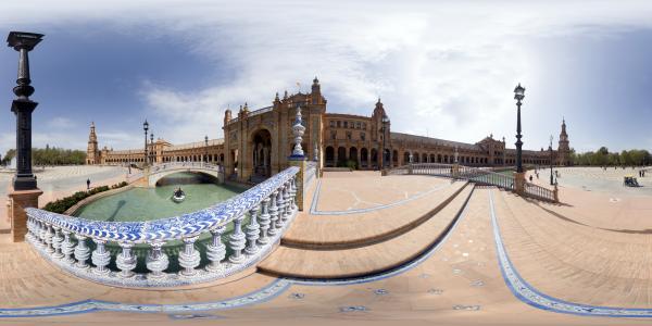 Séville — Palais de l'Alcazar