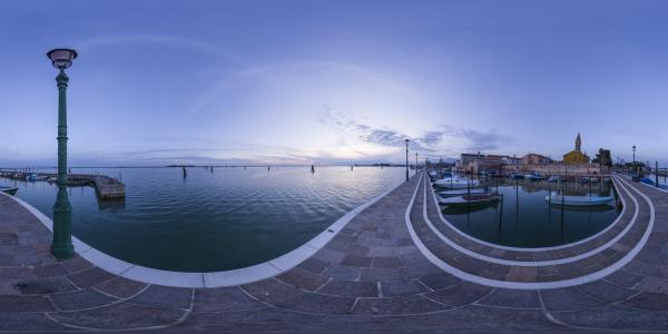 Venise — Burano II