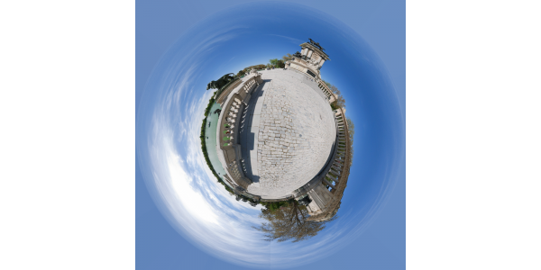 Madrid — Palais du Buen Retiro