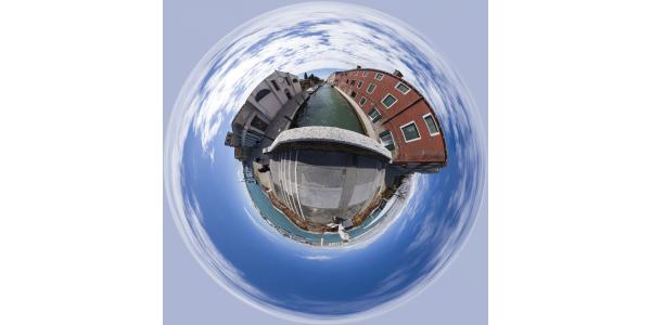 Venise — canal Giudecca I