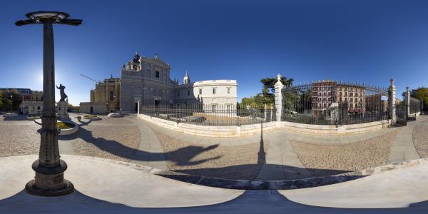 Madrid — Catedral De La Almudena