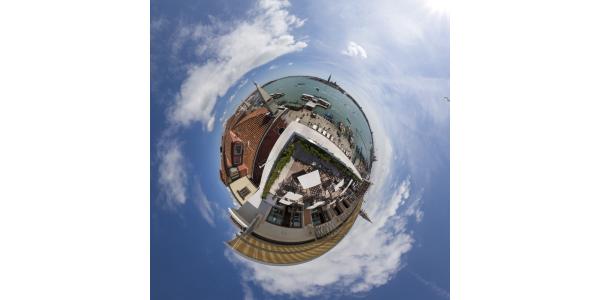 Venise — Hôtel Danieli