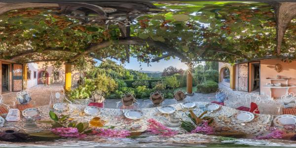 Table jardin — Le Labyrinthe