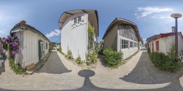 Le Canon - village ostréicole II