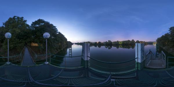 Louveciennes / Bougival —quais de Seine