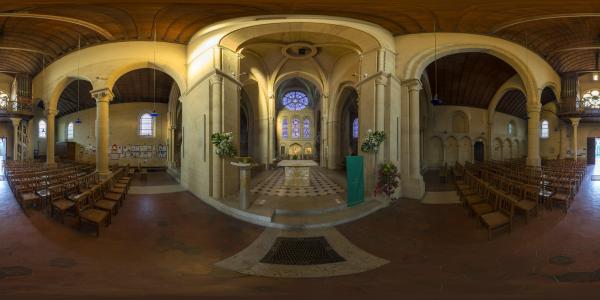 Louveciennes — Eglise Saint-Martin
