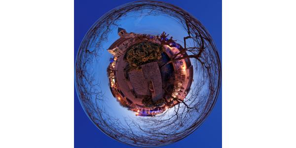 Louveciennes — place de l'église I