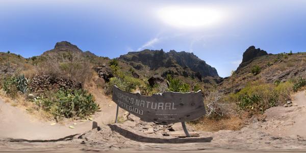 Tenerife — Masca