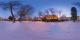 Louveciennes — Mairie sous la neige II