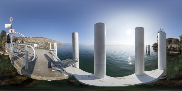 Lac Léman — Rivaz II