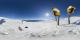 Crans Montana —canons à neige