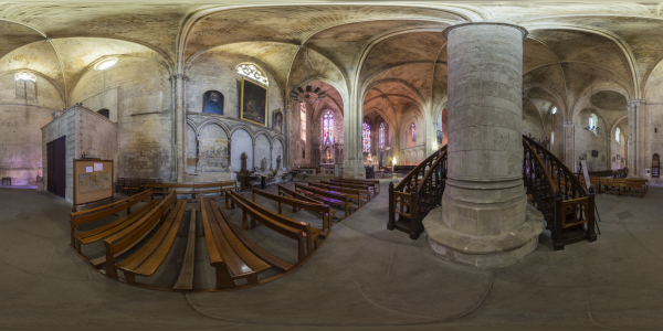 Saint-Émilion - La collégiale
