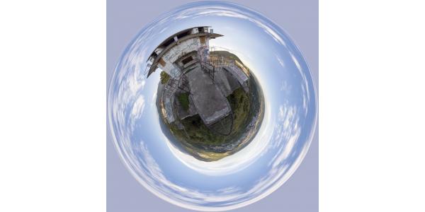 Lourdes — au sommet du Béout