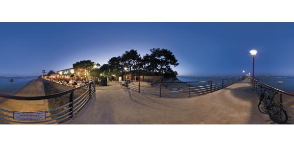 Cap Ferret - Bélisaire nuit