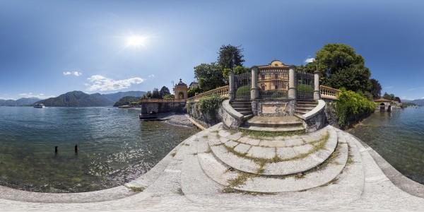 Lac de Côme — Lenno