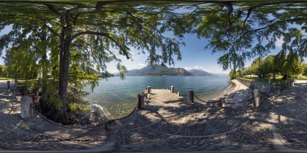 Lac de Côme — Villa Melzi, Bellagio